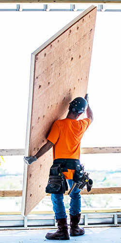 Support Atlas Wall Insulation